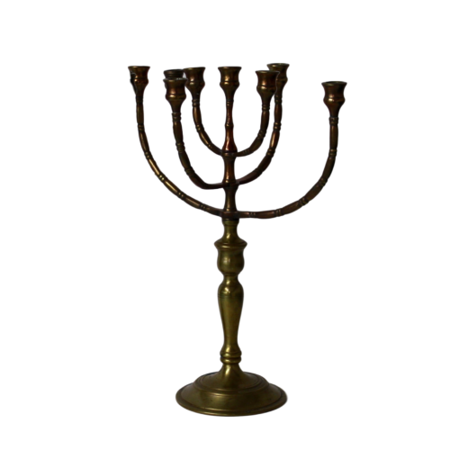 Candelabra - Jewel Gold