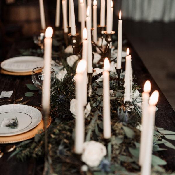 Candlestick - Brass Variety
