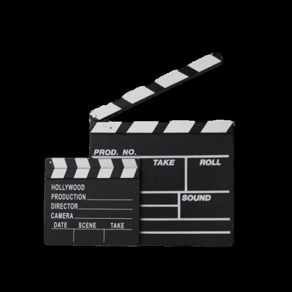 Hollywood Clap Board LG