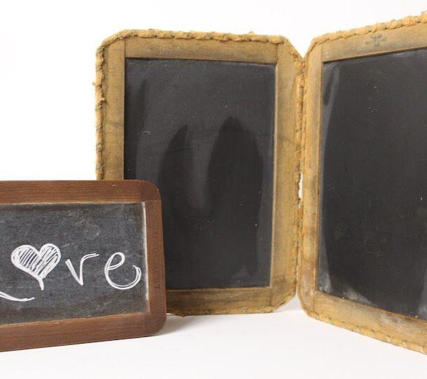 Chalkboard - Slate Frame