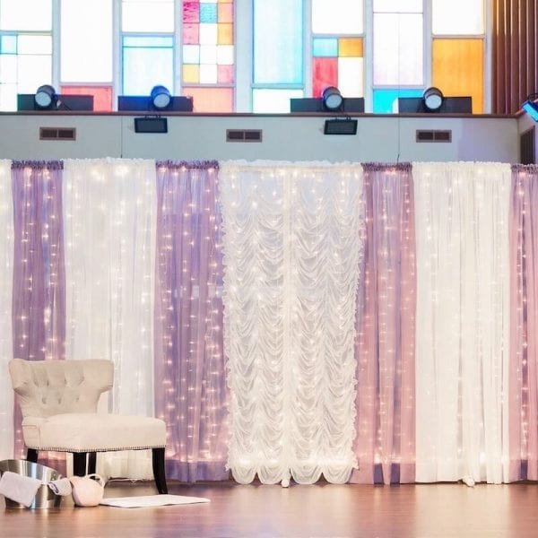 Lighted Backdrop -16ft