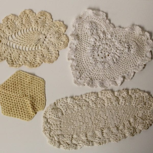 Doilies - Variety