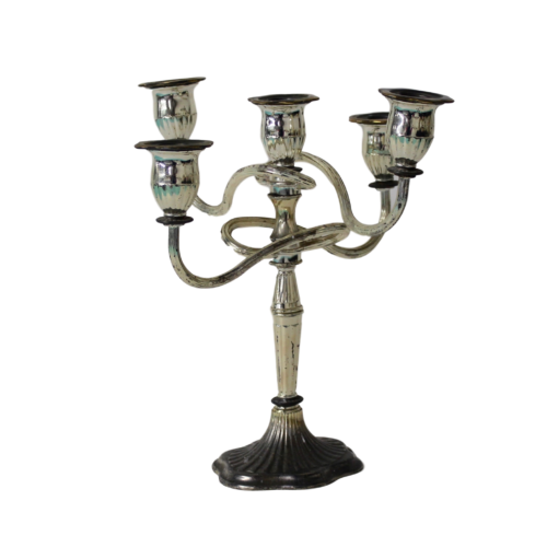 Candelabra - Twist Metallic