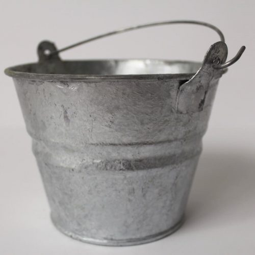 Tin Pail - Large