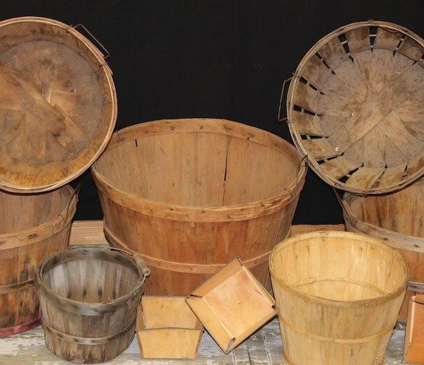 Basket - Harvest LG