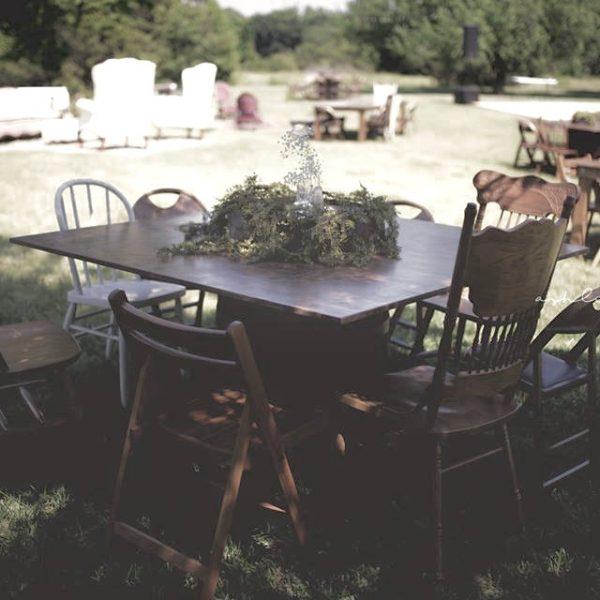 Table - Whiskey Barrel
