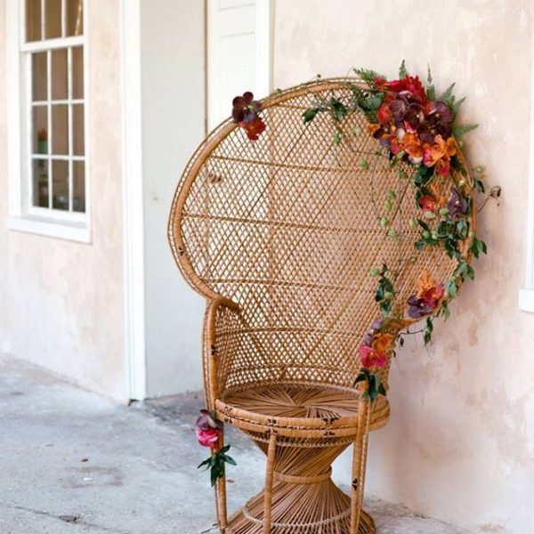 Boho Peacock Chair-Variety