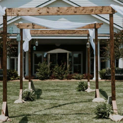 Grace Wedding Arbor