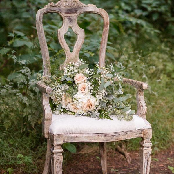 Chair - Ornate