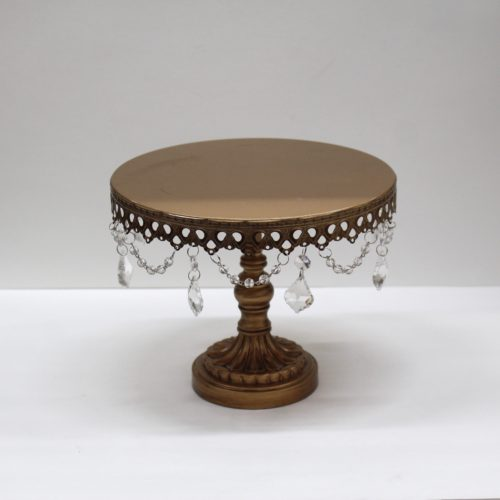 Bexly Gold Cake Stand
