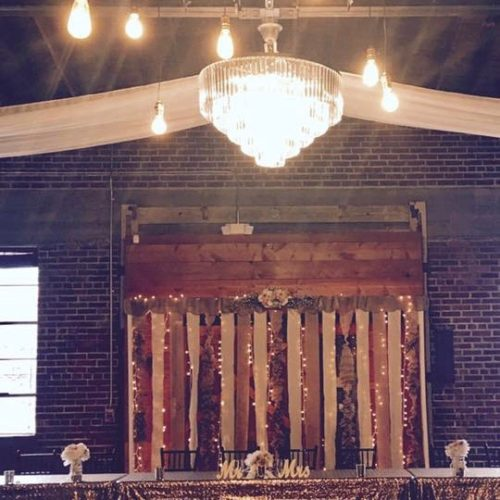 Ivory Wooden Truss