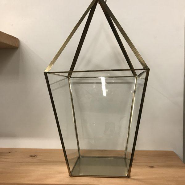 Terrarium - Geo Triangle LG