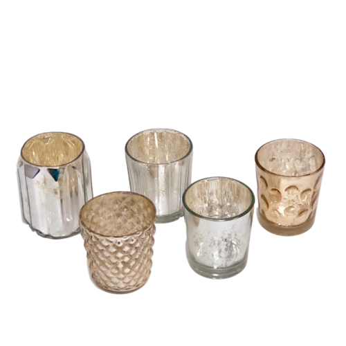 Votive Holder - Metallic Collection