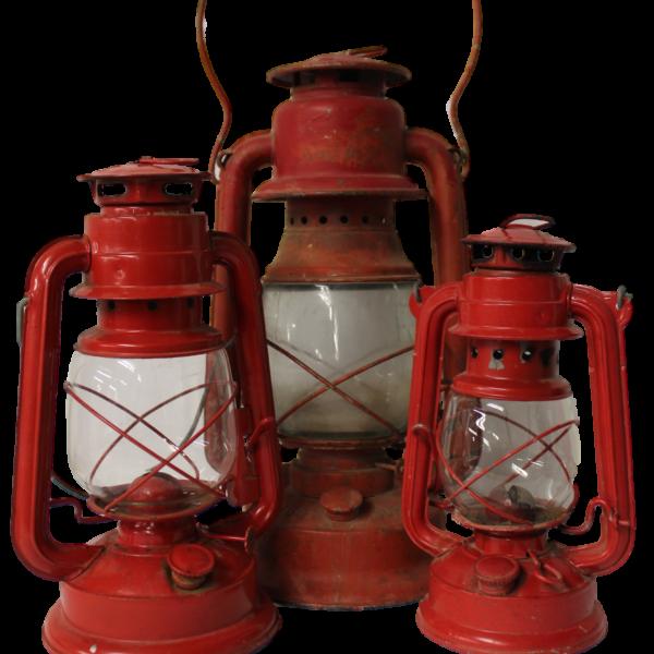 Lantern - Campfire