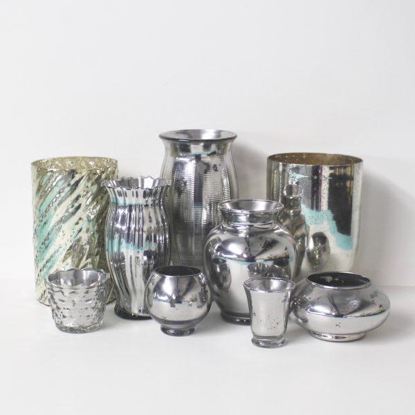 Vase - Metallic Collection