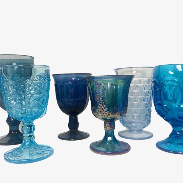 Goblet - Blue