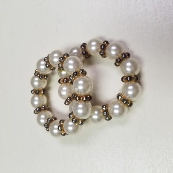 Pearl Napkin Rings