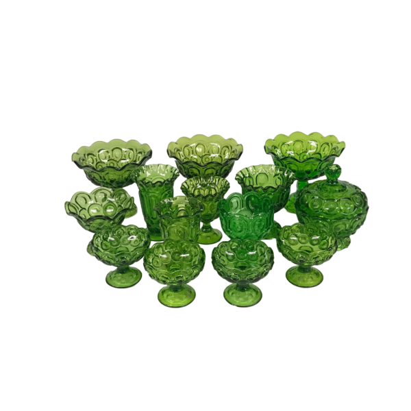 Bowl - Green Glass