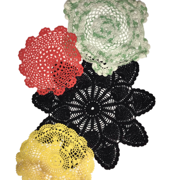 Doilies - Color Variety